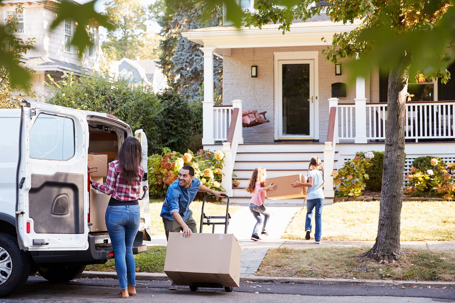 Top Things to do After House Moving